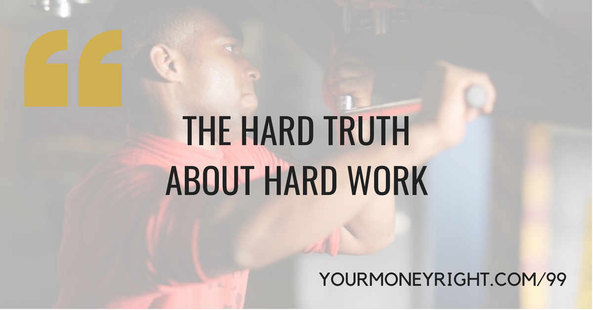 The Hard Truth About Work